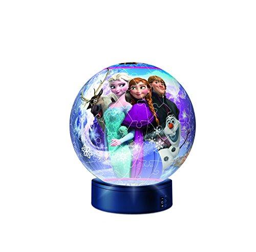 Ravensburger Italy Disney Frozen Puzzle 3d Lampada Notturna 12190 0 2