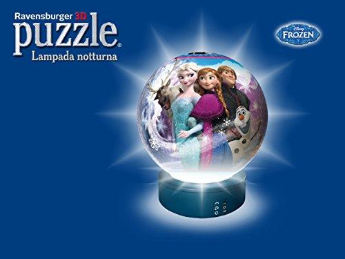 Ravensburger Italy Disney Frozen Puzzle 3d Lampada Notturna 12190 0 3