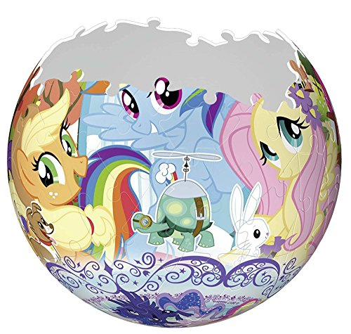 Ravensburger Italy My Little Pony Puzzle 3d 11824 0 0