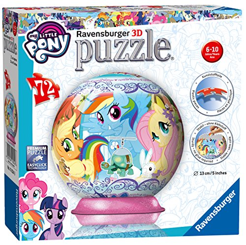 Ravensburger Italy My Little Pony Puzzle 3d 11824 0