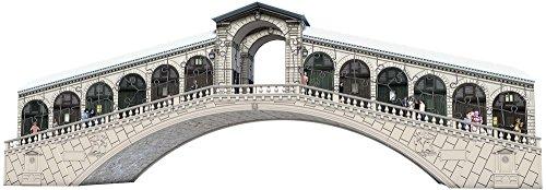 Ravensburger Italy Ponte Di Rialto Puzzle 3d Multicolore 216 Pezzi 12518 0 1
