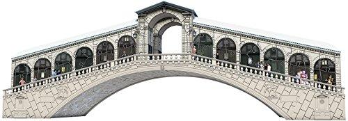 Ravensburger Italy Ponte Di Rialto Puzzle 3d Multicolore 216 Pezzi 12518 0 2