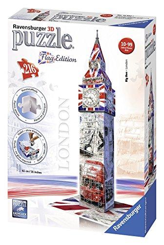 Ravensburger Italy Puzzle 3d Building Colori Assortiti 12582 0 1