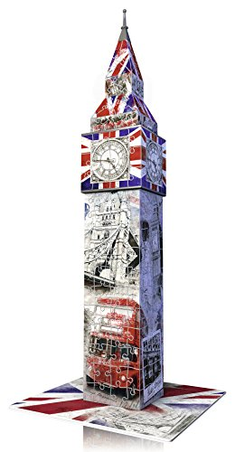 Ravensburger Italy Puzzle 3d Building Colori Assortiti 12582 0 2