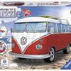 Ravensburger Italy Puzzle 3d Camper Volkswagen T1 12516 6 0 1