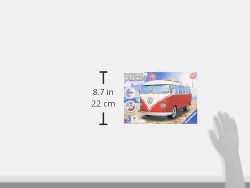 Ravensburger Italy Puzzle 3d Camper Volkswagen T1 12516 6 0 4