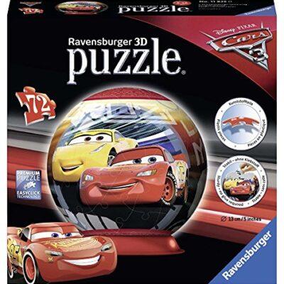 Ravensburger Italy Puzzle 3d Cars 72 Pezzi 11825 0