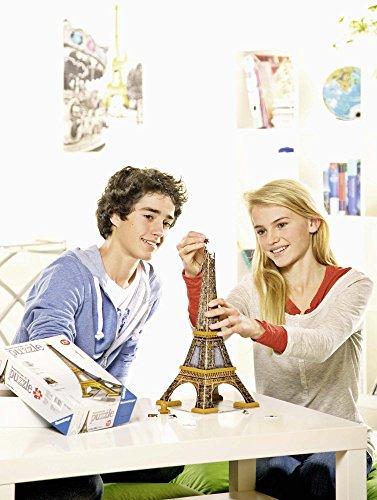 Ravensburger Italy Puzzle 3d Eiffel Tower Paris 216 Pezzi 125562 0 0