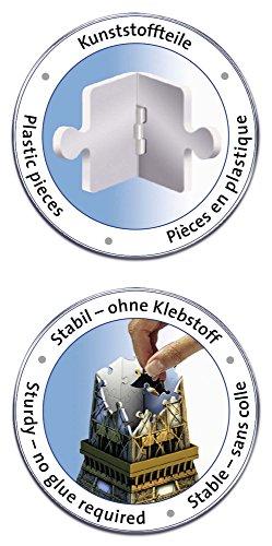 Ravensburger Italy Puzzle 3d Eiffel Tower Paris 216 Pezzi 125562 0 3