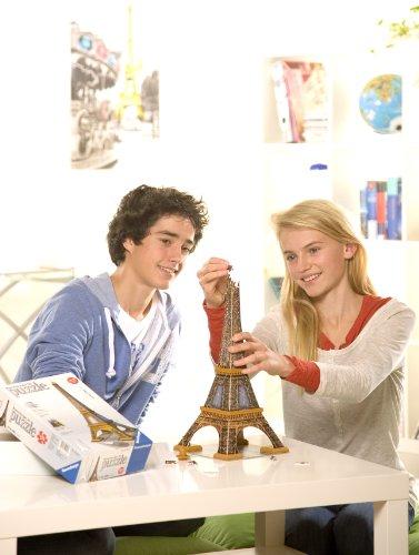 Ravensburger Italy Puzzle 3d Eiffel Tower Paris 216 Pezzi 125562 0 4