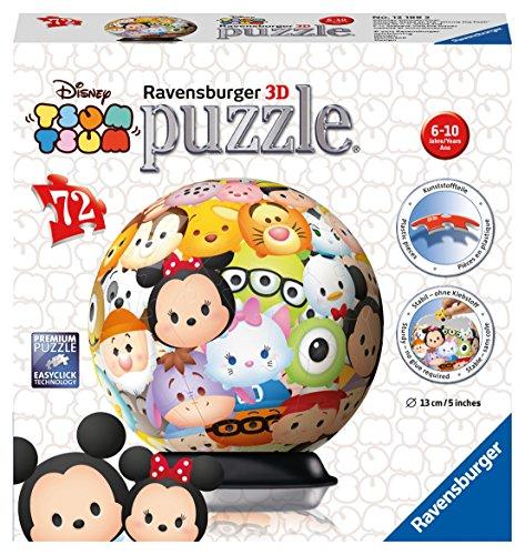 Ravensburger Italy Tsum Puzzleball 3d Multicolore 12188 0 1