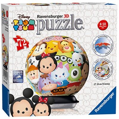 Ravensburger Italy Tsum Puzzleball 3d Multicolore 12188 0