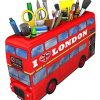 Ravensburger London Bus 3d Puzzle Multicolore 12534 0 1