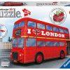 Ravensburger London Bus 3d Puzzle Multicolore 12534 0 2