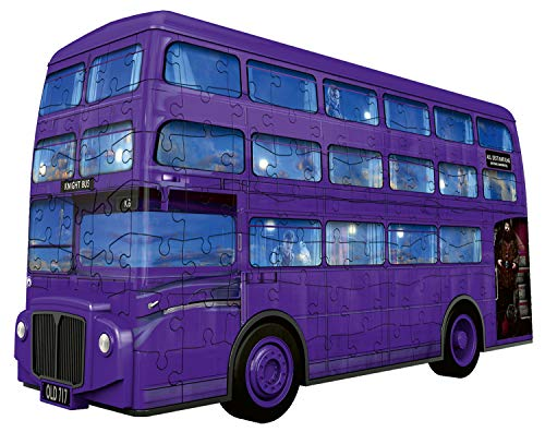 Ravensburger London Bus Harry Potter 3d Puzzle Multicolore 11158 0 0