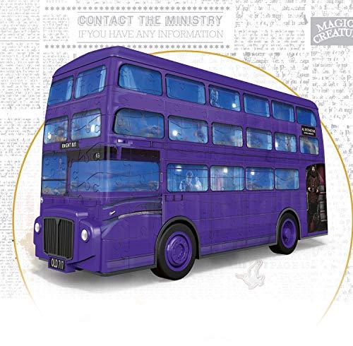Ravensburger London Bus Harry Potter 3d Puzzle Multicolore 11158 0 2