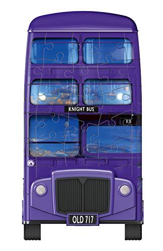 Ravensburger London Bus Harry Potter 3d Puzzle Multicolore 11158 0 3