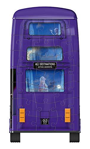 Ravensburger London Bus Harry Potter 3d Puzzle Multicolore 11158 0 5
