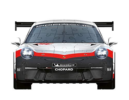 Ravensburger Porsche 911 Gt3 Cup Puzzle 3d Multicolore 11147 3 0 1