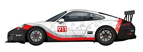 Ravensburger Porsche 911 Gt3 Cup Puzzle 3d Multicolore 11147 3 0 2