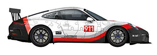 Ravensburger Porsche 911 Gt3 Cup Puzzle 3d Multicolore 11147 3 0 4
