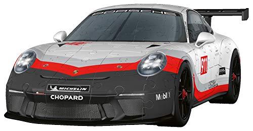 Ravensburger Porsche 911 Gt3 Cup Puzzle 3d Multicolore 11147 3 0 5