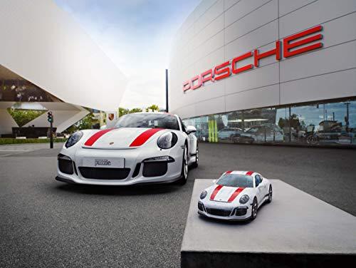Ravensburger Porsche 911 Puzzle 3d Veicoli 0 1