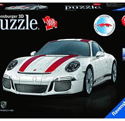 Ravensburger Porsche 911 Puzzle 3d Veicoli 0