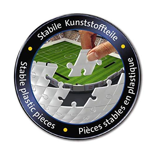 Ravensburger Puzzle 3d 216 Pices Stade Allianz Arena Illumin Alleanza Notte Colore 12530 0 2