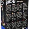 Ravensburger Puzzle 3d Empire State Building Edizione Speciale Notte 216 Pezzi Colore Nero 12566 1 0 0
