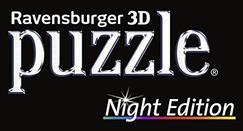 Ravensburger Puzzle 3d Empire State Building Edizione Speciale Notte 216 Pezzi Colore Nero 12566 1 0 3