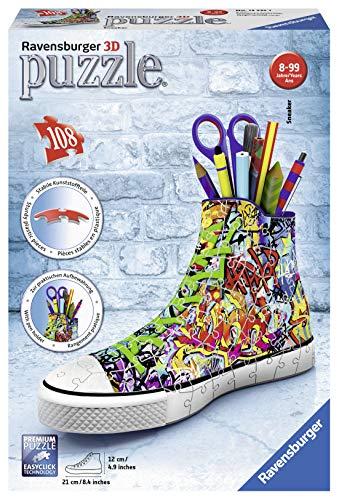 Ravensburger Puzzle 3d Sneaker Graffiti Style Rap125975 0 1