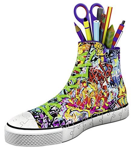 Ravensburger Puzzle 3d Sneaker Graffiti Style Rap125975 0 2