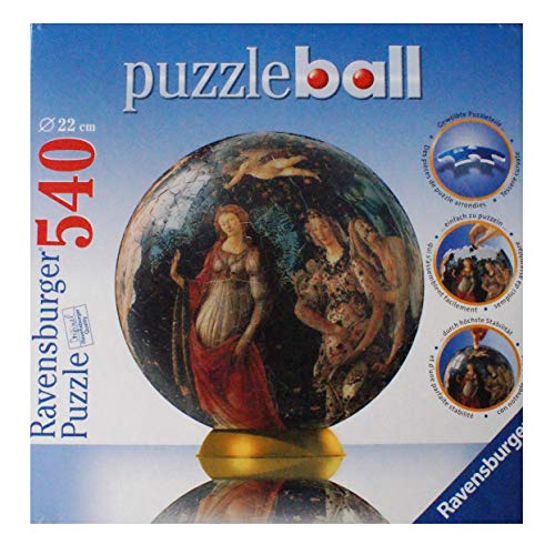 Ravensburger Puzzle Ball Pz 540 La Primavera 0