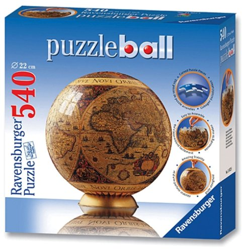 Ravensburger Puzzleball 540 Pezzi 0