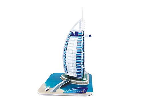 Revell Burj Al Arab 3d Puzzle Colore Multi Colour 00202 0 1
