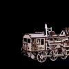 Robotime Puzzle 3d In Legno Tagliato Al Laser Kit Modello Semovente Set Di Costruzione Meccanica Rompicapo Per Bambini Ragazzi E Adulti Air Vehicle 0
