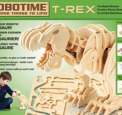 Robotime T Rex 0