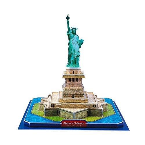 Simba 10 613 7313 Puzzle 3d Statua Della Liberta 0