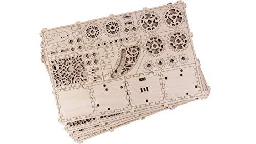 Woodencity Modello In Legno Scrigno Misterioso Puzzle 3d Meccanico Mystery Box By Modellino Di Progetti Per Adulti E Bambini 3d Modello Tecnico In Legno 0 1