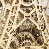 Woodencity Puzzle 3d Meccanico Ruota Panoramica Ferris Fheel By Modellino Di Progetti Per Adulti E Bambini 3d Modello Tecnico In Legnoeel 0 2