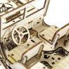 Wooden City Auto 4x4 3d Puzzle Modello Meccanico Di Legno 109 X 59 X 24 Bianco 0 4