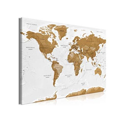 Wooden City Puzzle Di Legno Puzzle 3d World Map Expedition Series Dots 40 Pezzi 0 0