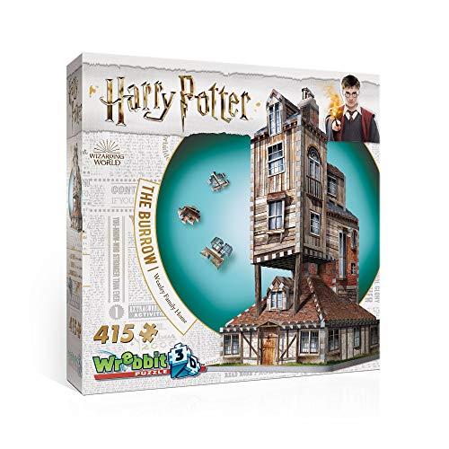 Wrebbit 3d Puzzle Puzzle 3d Multicolore Standard W3d 1011 0 0