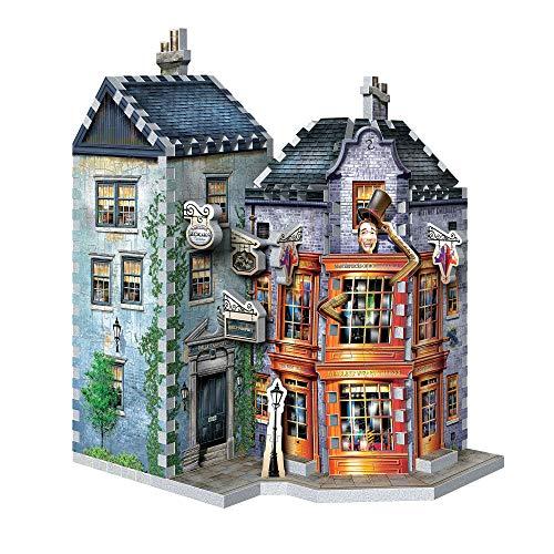 Wrebbit Puzzles 3d Puzzle Multicolore W3d 0511 0 1