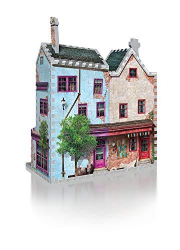 Wrebbit Puzzles Quidditch Supplies Slug Jiggers 3d Puzzle Colore Vario Standard W3d 0509 0 1