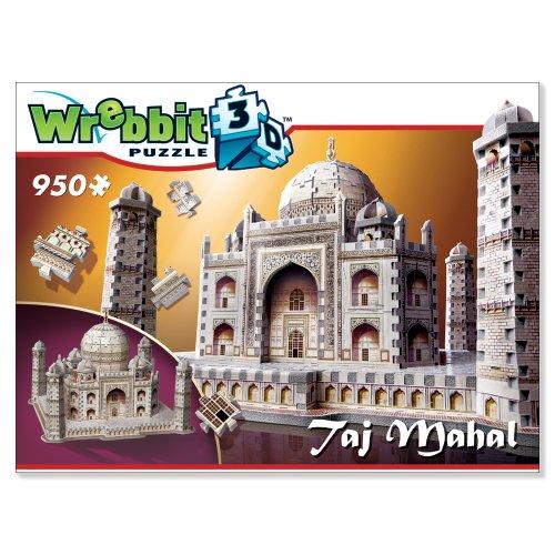 Wrebbit W3d 2001 Puzzle 3d Taj Mahal 950 Pezzi 0 3