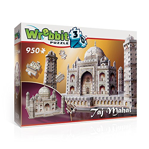 Wrebbit W3d 2001 Puzzle 3d Taj Mahal 950 Pezzi 0