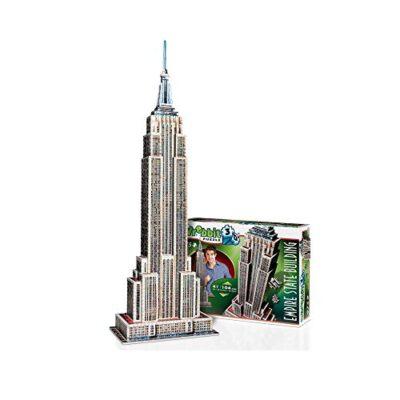 Wrebbit W3d 2007 Puzzle 3d Empire State 975 Pezzi 0