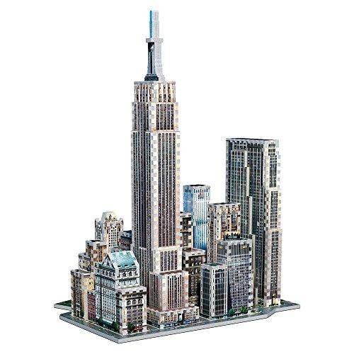 Wrebbit W3d 2010 Puzzle 3d Midtown West 900 Pezzi 0 0